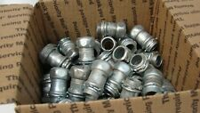 """ALL FOR ONE $ ~LOT 76 ~SERVICE VAN CLEANOUT  1/2"""" EMT SEAL TIGHT CONNECTORS"""