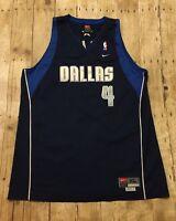 90c912f0f Dallas Mavericks Jersey Nike Swingman VTG 2002-03 Michael Finley Sz XL Sewn  NBA