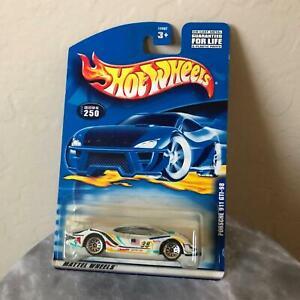 Hot Wheels 2000 Porsche 911 GTI-98 Collector #250 CL18
