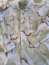 ARKTIS US TRI DESERT Army Camo SHIRT jacket Bushcraft country covers mtp LARGE