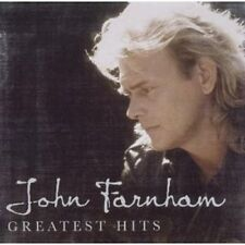 JOHN FARNHAM - GREATEST HITS CD 17 TRACKS NEU