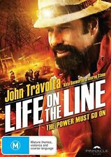 Life On The Line (DVD, 2016)
