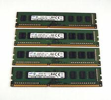 16GB 4x4GB PC3-12800U Dell OptiPlex 7010 7020 9010 9020 990 980 790 Ram Memory