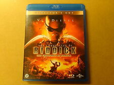BLU-RAY / THE CHRONICLES OF RIDDICK ( VIN DIESEL )