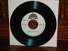 Tommy Dee-Coal Black Coal-Little Lady Coal Miner-WV-45 RPM Record