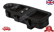 PEUGEOT EXPERT FIAT SCUDO DRIVERS SIDE MASTER ELECTRIC WINDOW SWITCH 6554ZJ NEW