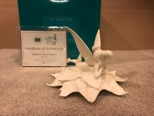 """Wdcc Peter Pan - Tinker Bell """"Delicate Daydreamer"""" Whiteware + Box & Coa"""