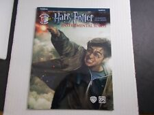 * Harry Potter Complete Film Series-Instrumental Solos Songbook-Cd level 2-3
