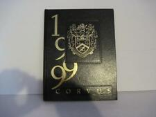 "1999 CORVUS ""RAVENSCROFT SCHOOL"" RALEIGH, NORTH CAROLINA YEARBOOK"