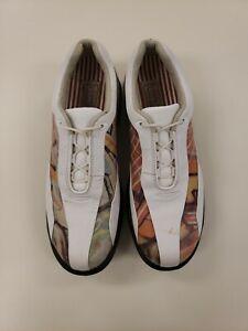 Womens FootJoy Contour series Golf Shoes Size 8