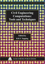 Civil Engineering Computations: Tools and Techniques Hardback Book The Fast Free