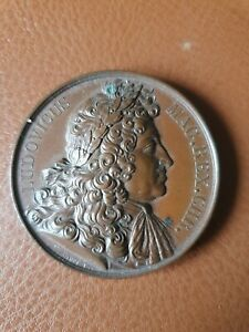 Medaille Louis XIV