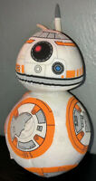 "Star Wars The Force Awakens BB-8 Droid Plush Toy 7"" With Sound"