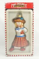 Mary Engelbreit Christmas Collection Ornament by Kurt S. Adler Glass