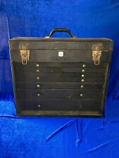 Machinists Tool Chest 10 Drawers ( Missing Clover )