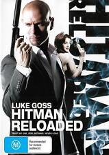 HITMAN RELOADED - LUKE GOSS - NEW REGION 4 DVD FREE LOCAL POST