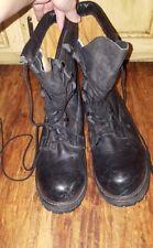 Combat Military Boots Size 13.5R Black Vibram Rocky