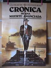 A1871  CRONICA DE UNA MUERTE ANUNCIADA - RUPERT EVERETT, ORNELLA MUTTI