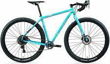 Cinelli Hobootleg Geo Gravel Adventure bike size Large 29er wheels Steel Blue