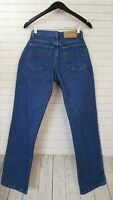 Vintage RIDERS Mom Jeans Women's Size 31 High Waisted Blue Denim SMALL