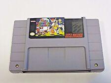Pop'n Twinbee - Rainbow Bell Adventures  - For SNES Super Nintendo