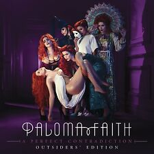 PALOMA FAITH - A PERFECT CONTRADICTION OUTSIDER'S EDITION: CD ALBUM (2014)