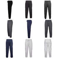 Mens Air Fleece Joggers, Tracksuit Bottoms, Track Sweat Jogging Pants 2XL to 6XL