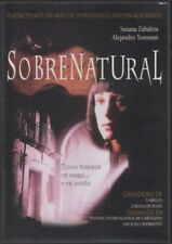 SOBRENATURAL(1996) Susana Zabaleta NEW DVD
