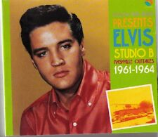 Elvis Presley FTD CD - Studio B Nashville Outtakes 1961-1964