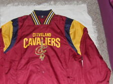 NBA Cleveland Cavaliers Lebron James Lightweight Windbreaker Mesh Jacket 2XL NWT