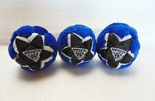 3 - Wham-O - Hacky Sack - Footbag - Blue & Black