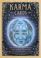 Karma Cards: Amazing Fun-to-Use Astrology Cards to Read Your Future by M. Farber