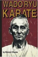 Wado Ryu Karate Kata History Philosophy Paperback Hironori Otsuka Shingo Ishida