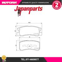 PP505AF Kit pastiglie freno post Mitsubishi Pajero II (MARCA JAPANPARTS)