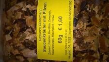 Saucenkräuter mit Pilzen 60g -OHNE ZUSATZSTOFFE- Gewürze Gütermann