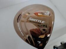 MARUMAN Shuttle i4000AR Ⅱ 2013model Ladies 3W L-flex Fairway wood Golf Club