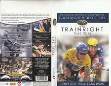Trainright Time Trial-With USOC coach of the year-Chris Carmichael-Bike-DVD