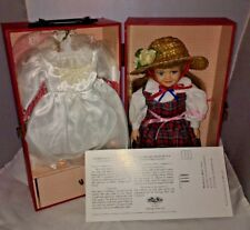 Vintage Lasting Impressions Companion Collection Painted Porcelain Doll Outfits