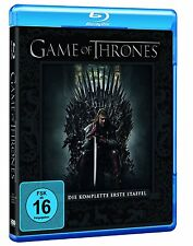 Game Of Thrones erste Staffel 1 BLURAY Blu Ray