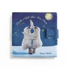 Demdaco On the Night You Were Born Soft Story Book by Nancy Tillman