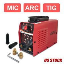 Igbt Arc Inverter Welder Mig Tig Mini Electric Welding Machine Dc Inverter