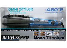 BaByliss Pro Nano Titanium Omni Styler Flat Iron and Styling Comb. BABNT8125.