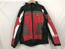 Striker Performance Wear, Striker Venom Jacket Size 2XL  Black/Red #10424