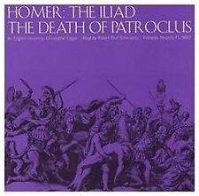 ROBERT PAUL SONKOWSKY - HOMER: THE DEATH OF PATROCLUS NEW CD