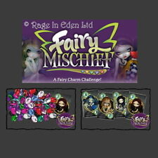 FAIRY MISCHIEF Strangeling Charm Challenge Card Game By Jasmine Becket-Griffith