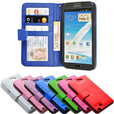 Bolsa de carta para Samsung Galaxy Note 2 n7100 n7105, funda protectora, funda,