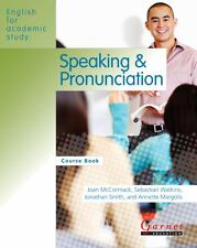 Speaking & Pronunciation (English for Academic Study)