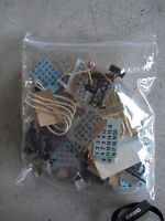 Vintage Lot of HO Wiring Trucks and More LOOK