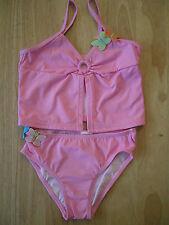 NWT Gymboree Palm Spring Pink Butterfly 2pcs Swimsuit Set Tankini  Swim wear 4