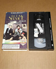 Room Service colorized (VHS, 1991) in color The Marx Brothers Lucille Ball